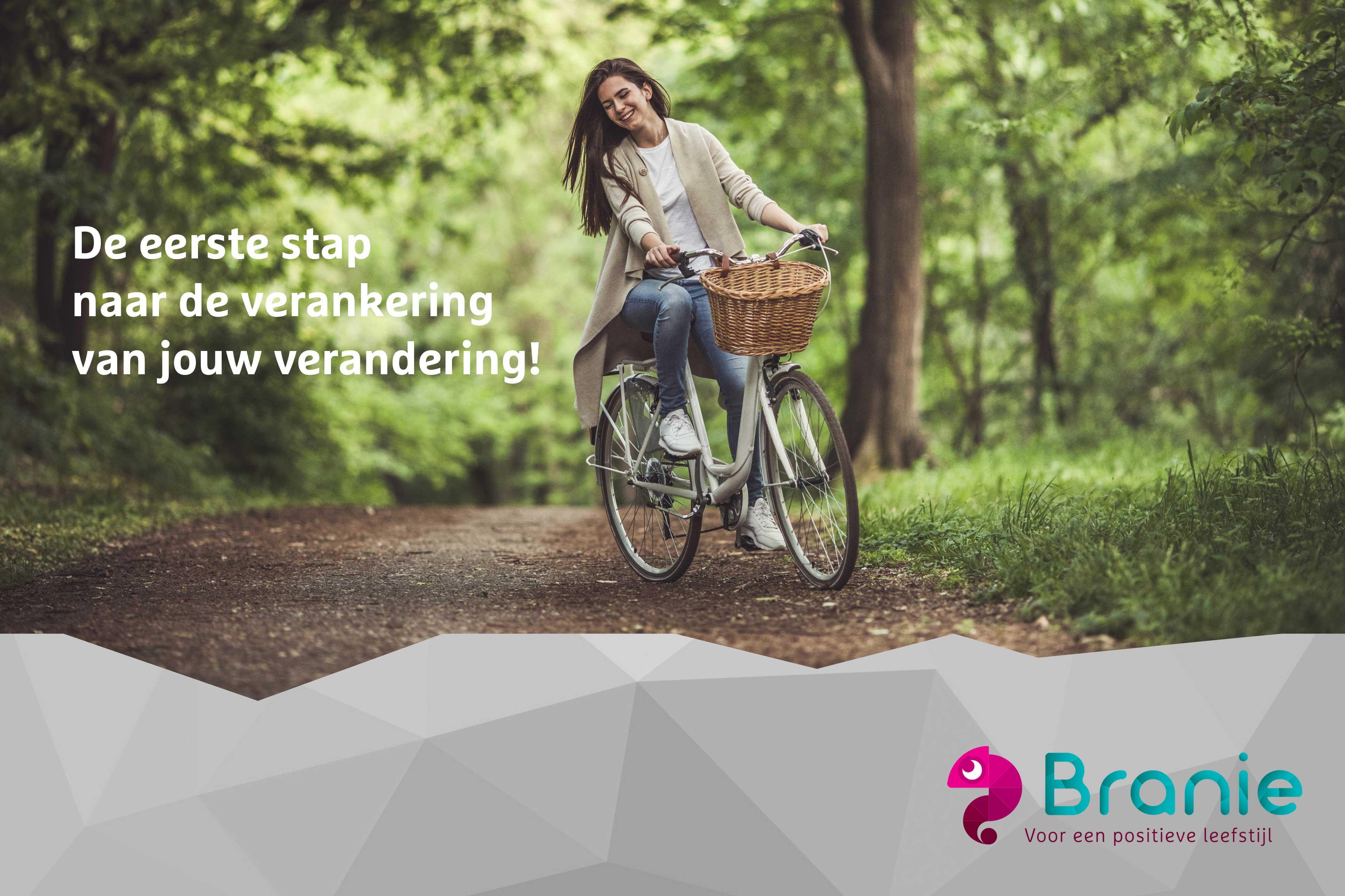 Branie, voor een positieve leefstijl verandering